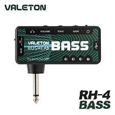 <font color=#262626>VALETON Rushead Bass / 베일톤 헤드폰 & 이어폰 포켓 미니 앰프  (RH-4) </font>