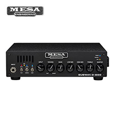 <font color=#262626>MesaBoogie SUBWAY D-800</font>