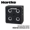 Hartke 베이스앰프 캐비넷 HyDrive HD410 Bass Cabinet (4x10)
