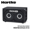 Hartke 베이스앰프 캐비넷 HyDrive HD210 Bass Cabinet (2x10)