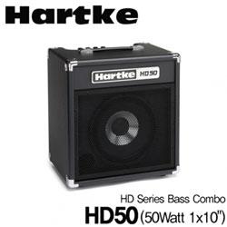 <font color=#262626>Hartke 하케 베이스앰프 HD Series Bass Combo HD50 (50Watt 1x10)</font>