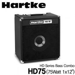 <font color=#262626>Hartke 하케 베이스앰프 HD Series Bass Combo HD75 (75Watt 1x12)</font>