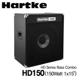 <font color=#262626>Hartke 하케 베이스앰프 HD Series Bass Combo HD150 (150Watt 1x15)</font>