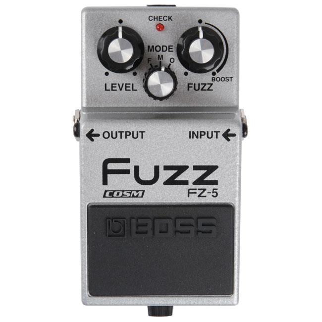 Boss FZ-5 Fuzz / 보스 FZ5 퍼즈 기타이펙터