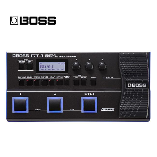 BOSS GT-1 보스 GT1 멀티이펙터