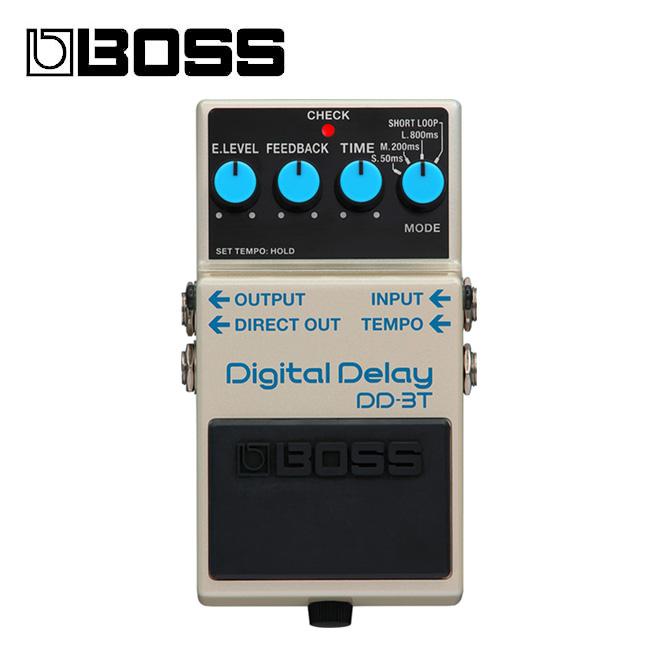 Boss DD-3T 보스 디지털 딜레이 (어댑터 미포함)