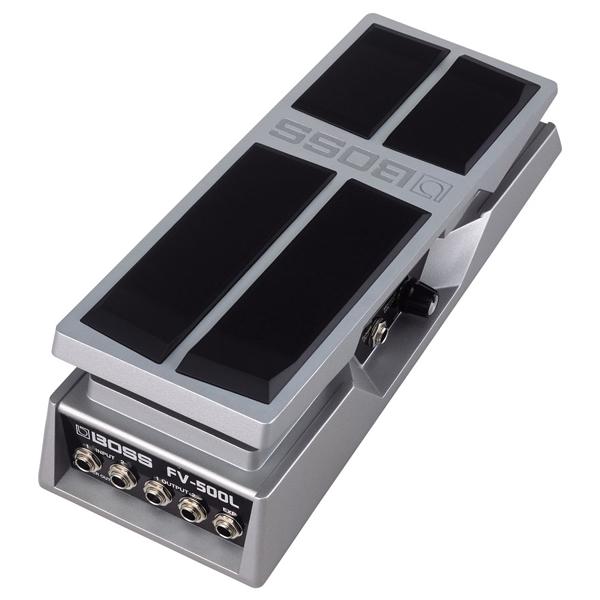 보스 FV-500L 스테레오 볼륨페달 (건반, 기타겸용)