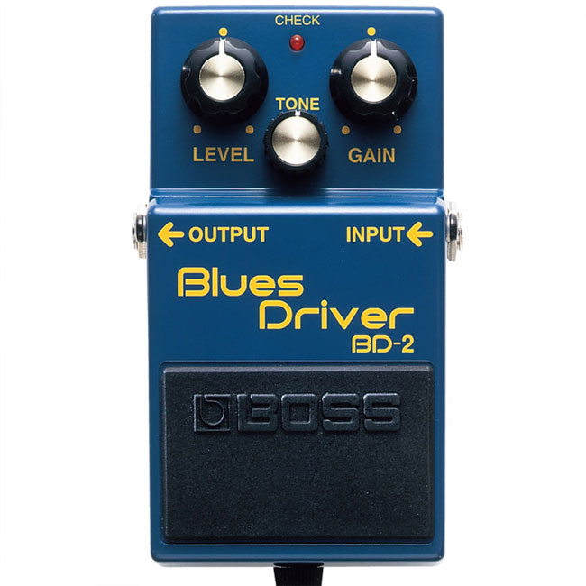Boss BD2 Blues Driver / 보스 BD2