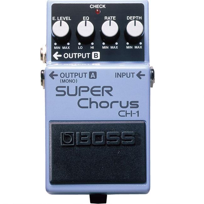 Boss CH1 Super Chorus / 보스 CH1 슈퍼코러스 기타이펙터
