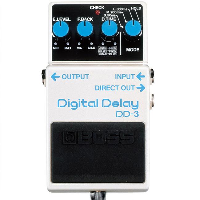 Boss DD3 Digital Delay / 보스 DD3 디지털 딜레이 기타이펙터