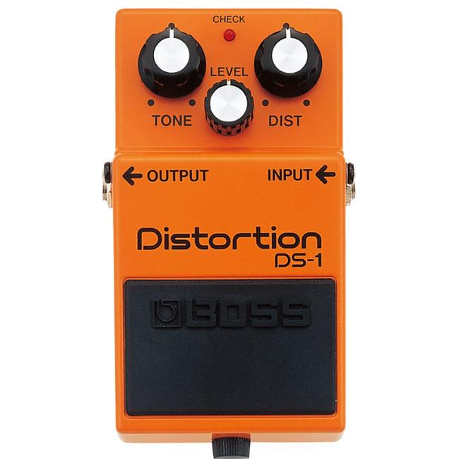 Boss DS-1 Distortion / 보스 DS1 디스토션