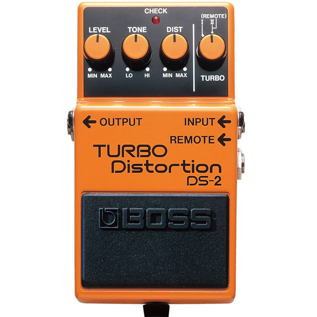 Boss DS-2 Turbo Distortion 보스 DS2