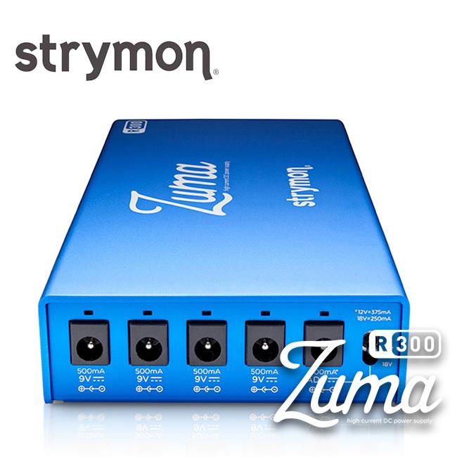 Strymon Zuma R300 / 스트라이몬 주마 초슬림 파워서플라이