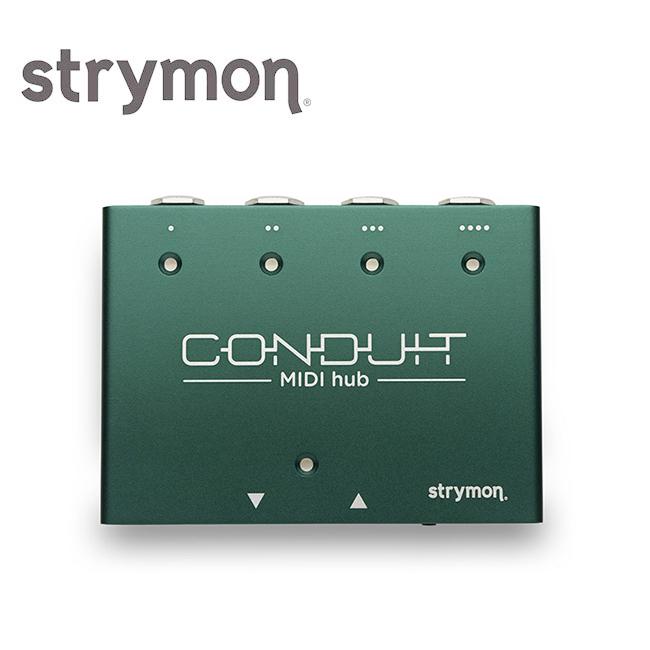 Strymon Conduit / 스트라이몬 미디 인터페이스 & 허브