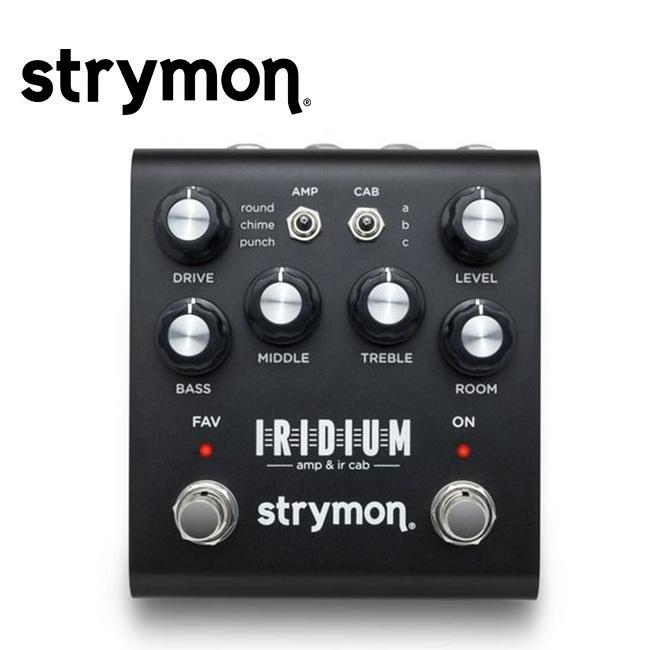 Strymon Iridium / 앰프 모델링 & IR Cab