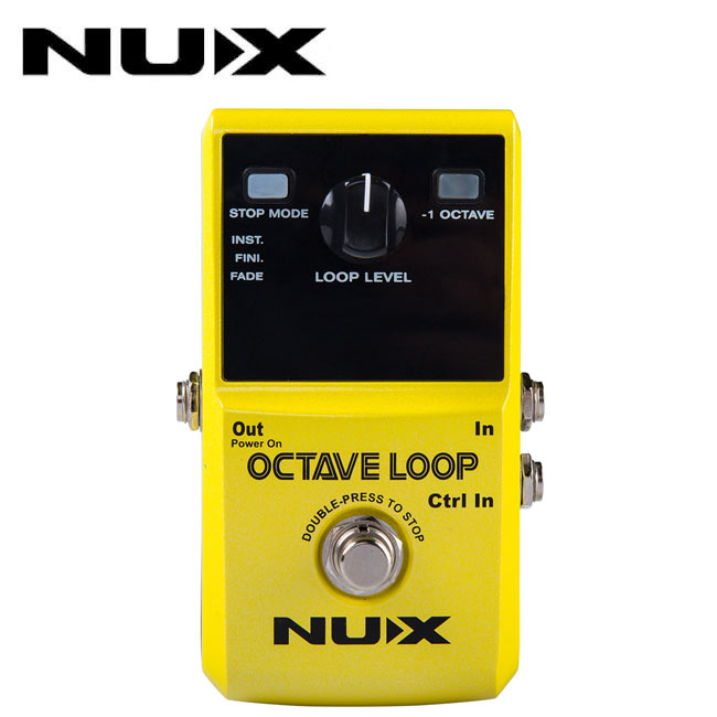 Nux Core Series - Octave Loop / 옥타브 루프 루퍼