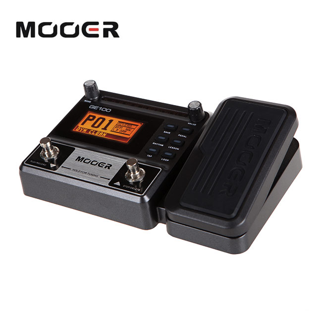 MooerAudio Multi Effects Processor GE100 (전용아답타포함)