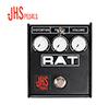 JHS PEDALS NEW Rat2 Pack / ProCo Rat Mod +9v Jack (NEW Rat Pack Rat + 9v Mod)