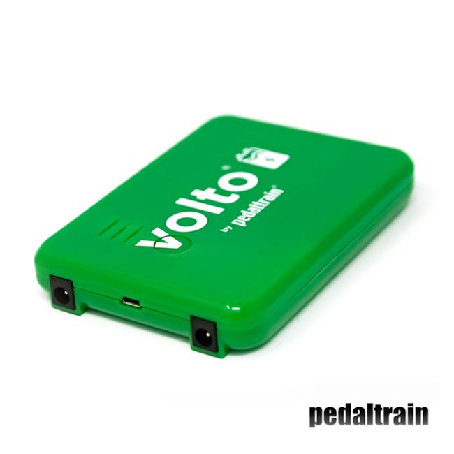 Pedaltrain Volto 3 Green / 볼토 충전식 파워서플라이