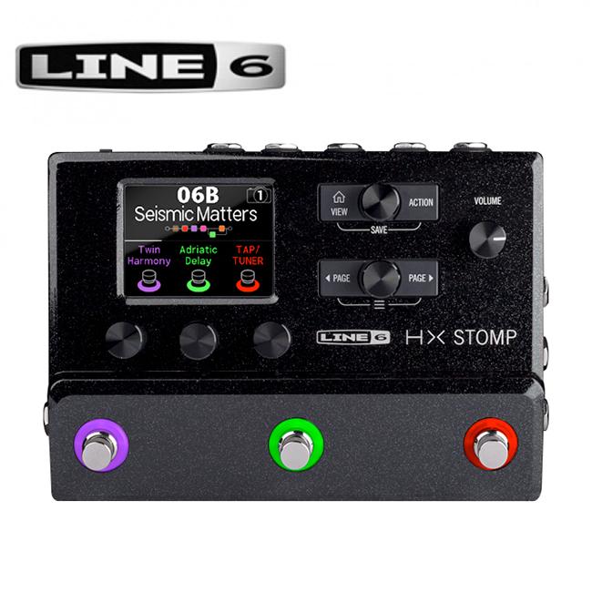 Line6 HX Stomp 라인식스 멀티이펙터