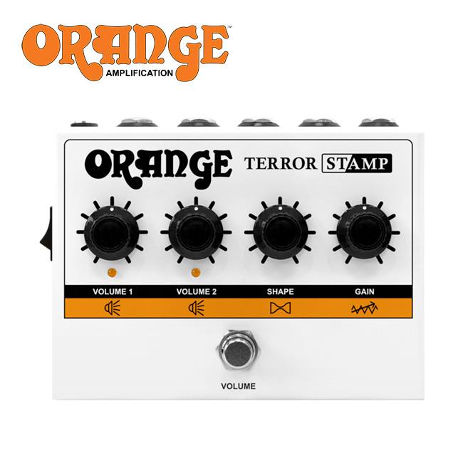 Orange TERROR STAMP / 오렌지 테러 스탬프 페달형 20W 앰프