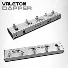 <font color=#262626>[Just Get It! Item]VALETON EFFECT STRIP Dapper VES-1 / 4 in 1 Effect Strip(4가지가 이펙터가 하나에)</font>