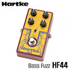 Hartke 베이스이펙터 Bass Fuzz HF44 베이스 퍼즈/오버드라이브