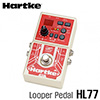 Hartke 이펙터 Looper Pedal HL77 기타/베이스 루퍼