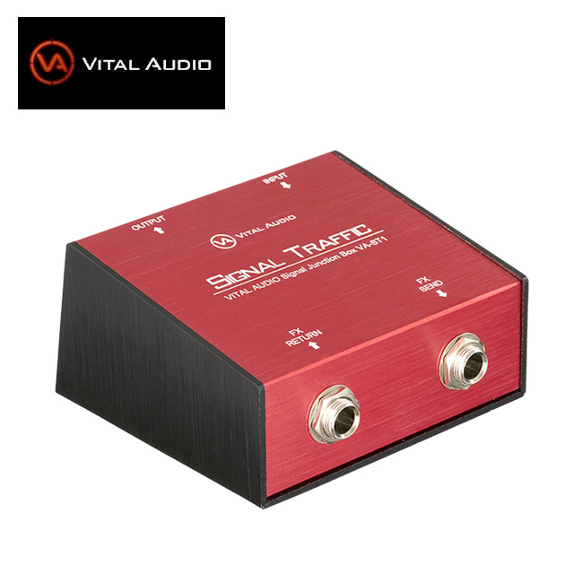 VITAL AUDIO - Signal Traffic / 바이탈 오디오 시그널 라우터 (VA-ST1)
