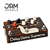Jam Pedal - The Delay Llama Supreme / 잼 페달 아날로그 딜레이