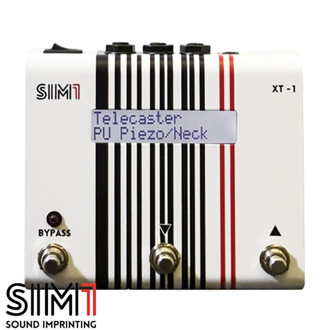 [예약판매 4월 발송] SIM1 - Guitar Profiler (XT1) /  기타 프로파일러 & 시뮬레이션