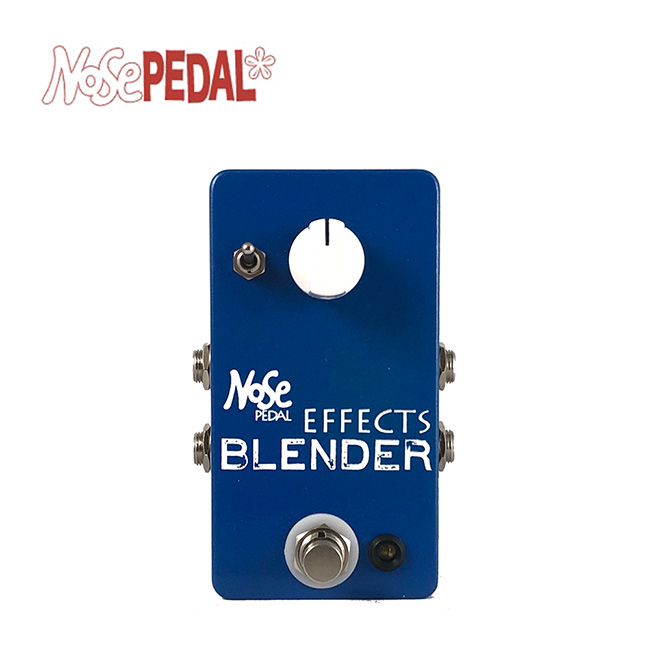 Nose Pedal - Effects Blender / 노즈페달 이펙터 블랜더
