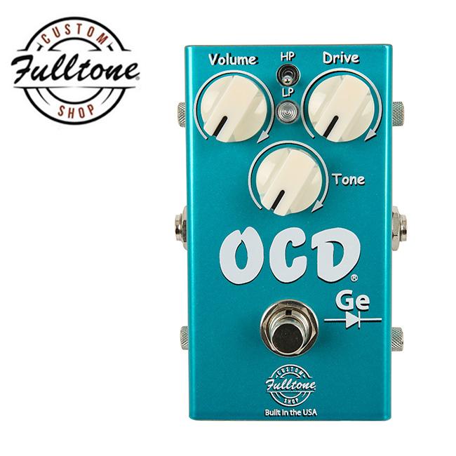 Fulltone - Customshop OCD GE / 풀톤 커스텀샵 OCD 드라이브
