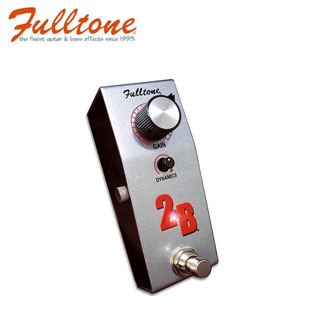 Fulltone NEW 2B 부스트페달