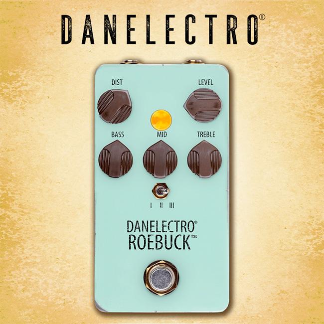 Danelectro - Roebuck / 댄일렉트로 디스토션