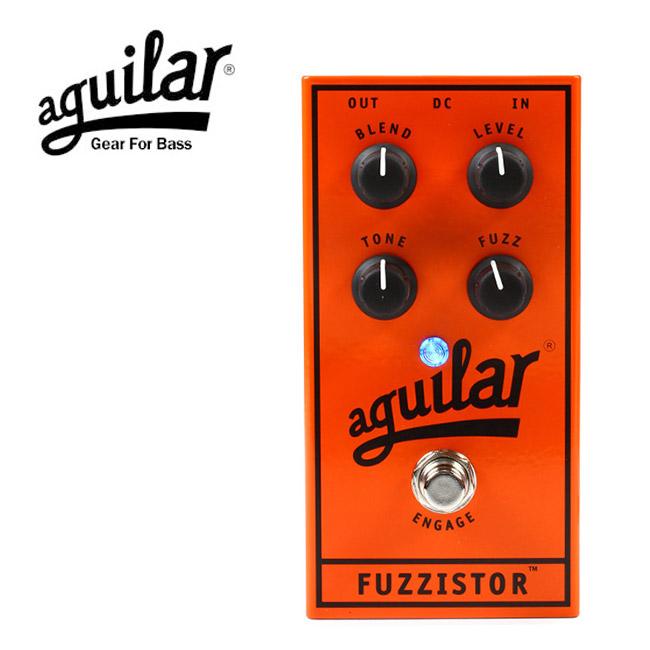 Aguilar Fuzzistor 베이스 퍼즈 페달