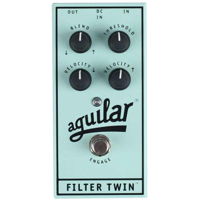Aguilar Filter Twin 오토와와 Envelope Filter