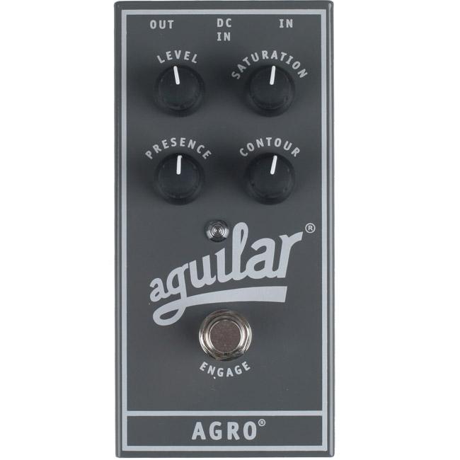 Aguilar AGRO 베이스 오버드라이브 페달