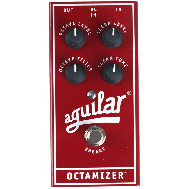 Aguilar Octamizer 베이스 옥타브 페달