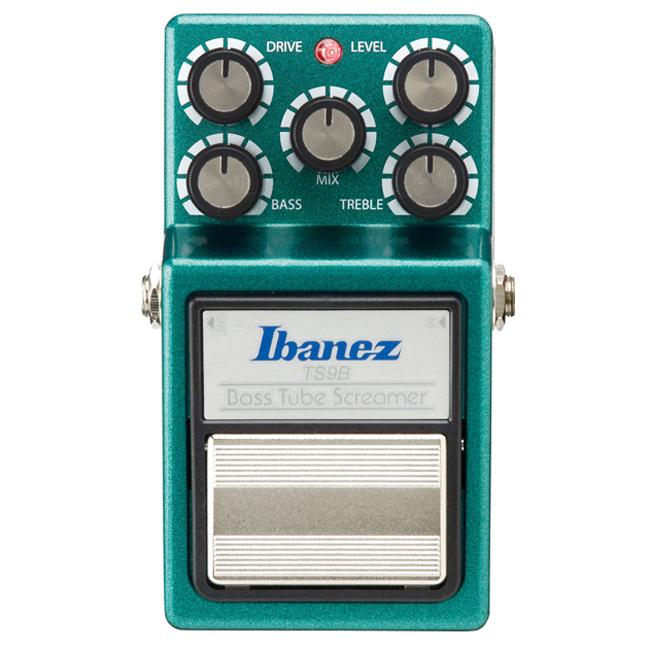 Ibanez TS9B 베이스 튜브 스크리머
