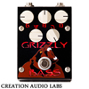 Creation Audio Labs Grizzly Bass - Overdrive Distortion with Tone Shaping