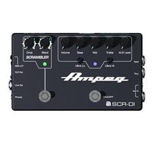 <font color=#262626>Ampeg SCR-DI Bass DI with Scrambler Overdrive</font>