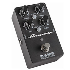<font color=#262626>Ampeg Classic Analog Bass Preamp Pedal </font>