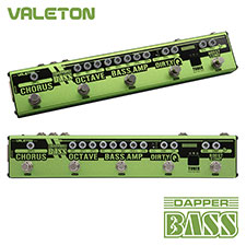 <font color=#262626>[사은품증정] Valeton Dapper Bass (VES-2) / 6 in 1 베이스용 이펙트 스트립</font>