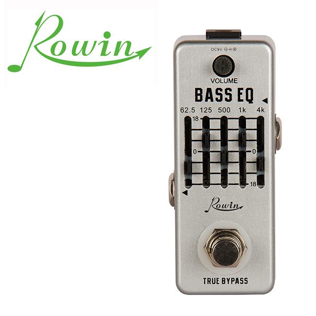 Rowin Bass EQ / 로윈 베이스 이퀄라이저 (LEF-317B)