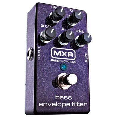 Dunlop MXR Bass Envelope Filter 베이스 언벨롭필터(M82)