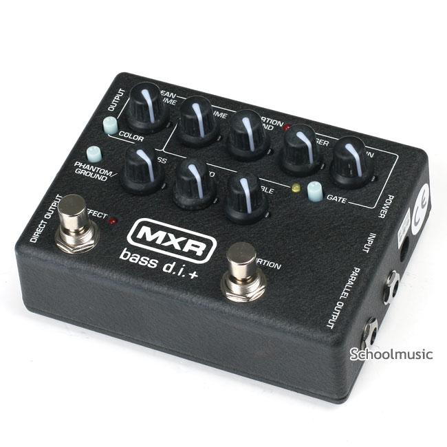 Dunlop MXR BassD.I+ M80
