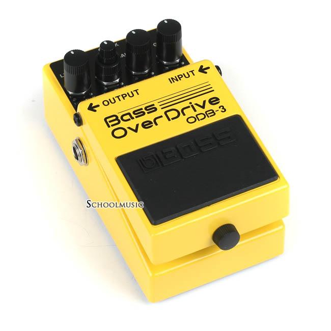 Boss ODB3 Bass Overdrive / 보스 ODB3 베이스 오버드라이브