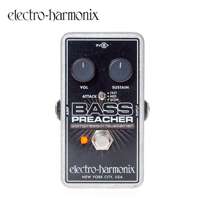 Electro Harmonix - Bass Preacher / 베이스 컴프레셔 & 서스테이너