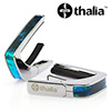 Thalia Capo Chrome - Teal Angelwing Inlay (C200-TW)